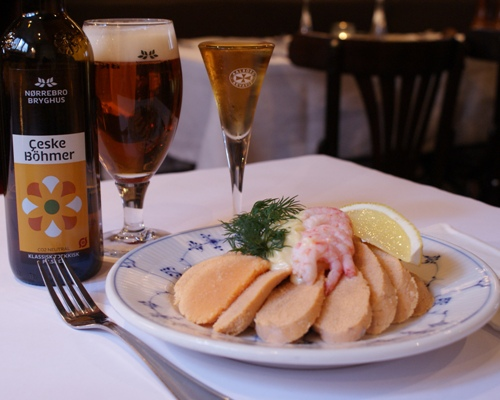 """""""You really get a sense of what Danish culinary excellence is all about,"""" writes Amy Strada in this week's edition of The Copenhagen Post, as she reviews our """"Open-faced sandwiches with a twist and choice artisan beers""""-menu for the food festival, Copenhagen Cooking – winter edition."""