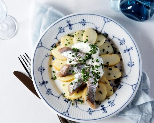 Snapsemad smørrebrød bedste frokost restaurant kronborg københavn