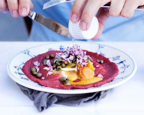 smørrebrød anmeldelse københavn restaurant kronborg frokost