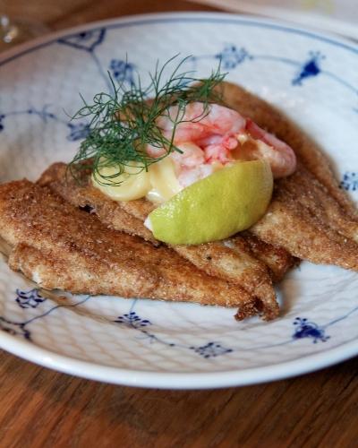 Bedste frokost i København madetmere Thomas Alcayaga fiskefilet