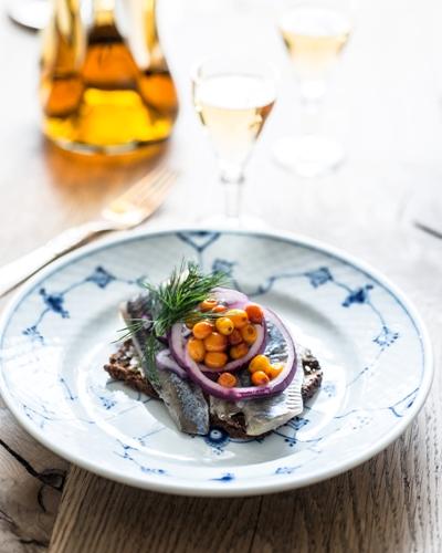 herring home-made best lunch restaurant kronborg copenhagen cooking beer