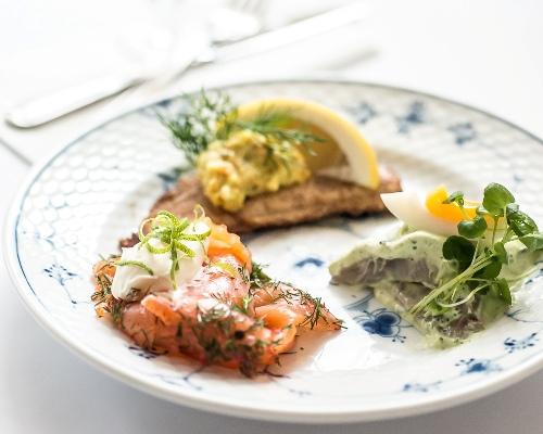 frokot smørrebrød restaurant kronborg København