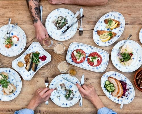copenhagen pride frokost aften restaurant kronborg dansk mad