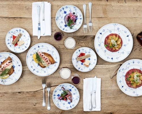 smørrebrød open sandwiches restaurant kronborg copenhagen