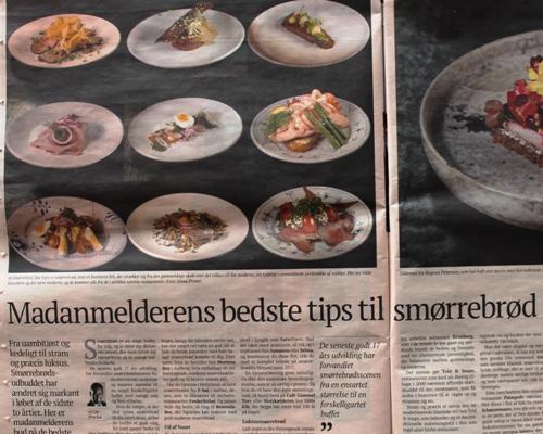 ole troelsø børsen bedste tips smørrebrød frokost restaurant kronborg københavn