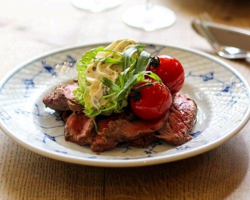smørrebrød frokost restaurant kronborg béarnaise københavn