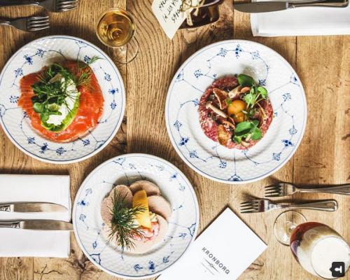 Scandinavia Standard travel app smørrebrød restaurant kronborg Copenhagen