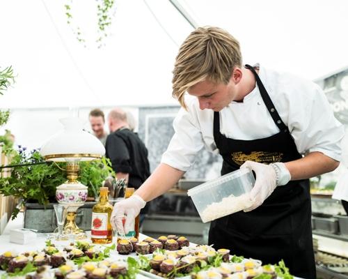 københavns bedste smørrebrød restaurant kronborg copenhagen cooking food festival