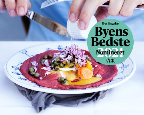 Smørrebrød, Restaurant Kronborg, Frokost, Byens Bedste, Berlingske, AOK, København