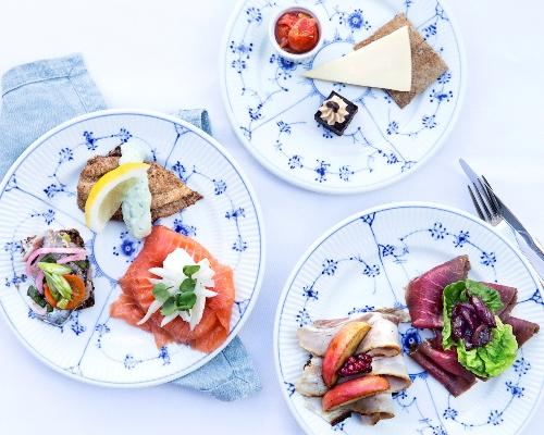 Gastro.dk Nordic summer lunch restaurant kronborg copenhagen cooking