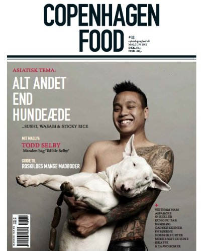 Danish magazine, COPENHAGEN FOOD, keeps you updated on food, restaurants, travel and other enjoyable things. Browse our copy next time you enjoy your lunch at Restaurant Kronborg.