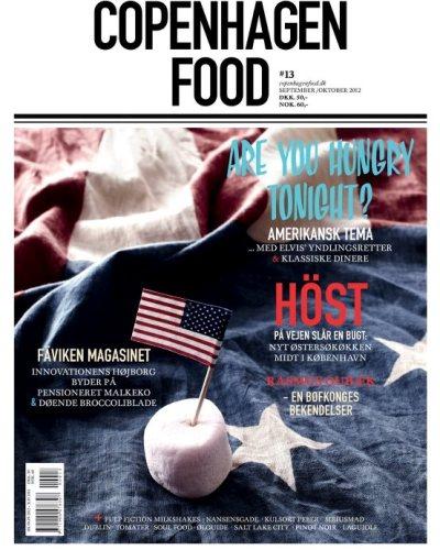 Det danske magasin, COPENHAGEN FOOD, opdaterer dig om mad, restauranter, rejser og andre inspirerende ting. Læs vores eksemplar af COPENHAGEN FOOD, næste gang du nyder din frokost på Restaurant Kronborg.