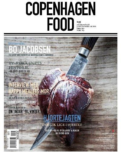 Det danske madmagasin, COPENHAGEN FOOD, opdaterer dig om mad, restauranter, rejser og andre inspirerende ting. Læs vores eksemplar af COPENHAGEN FOOD, næste gang du nyder din frokost på Restaurant Kronborg.