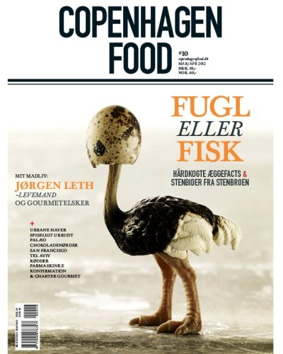 Danish food magazine, COPENHAGEN FOOD, updates you on food, trendsetters and restaurants in Copenhagen and abroad. Read COPENHAGEN FOOD while enjoying an open-faced sandwich at Restaurant Kronborg.