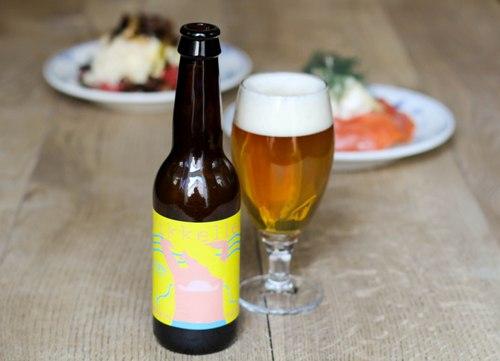 non-alcoholic beer mikkeller lunch smørrebrød restaurant kronborg