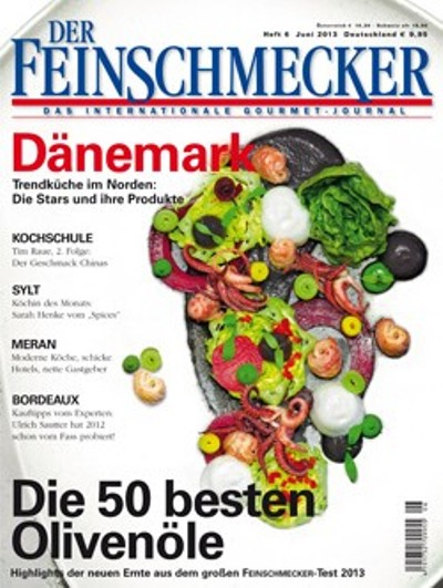Our cosy setting, our selection of marinated herrings and the smoked eel makes Germany's leading foodie magazine, Der Feinschmecker, recommend lunch at Restaurant Kronborg.