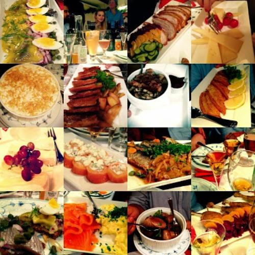 FoodMad julefrokost restaurant Kronborg