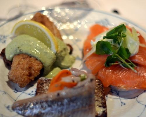 Copenhagen Cooking Gastromand.dk Restaurant Kronborg lunch
