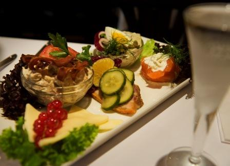 Restaurant Kronborg serves Christmas Feast and Christmas Plate from Monday 7 November, and opens at night until Thursday 22 December.