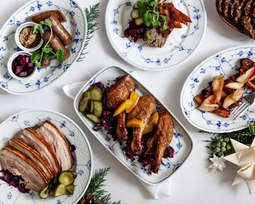 julefrokost københavn restaurant kronborg copenhagen food tradtionel dansk smørrebrød