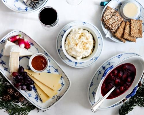 risalamande ost traditionel klassisk julefrokost dansk restaurant kronborg københavn